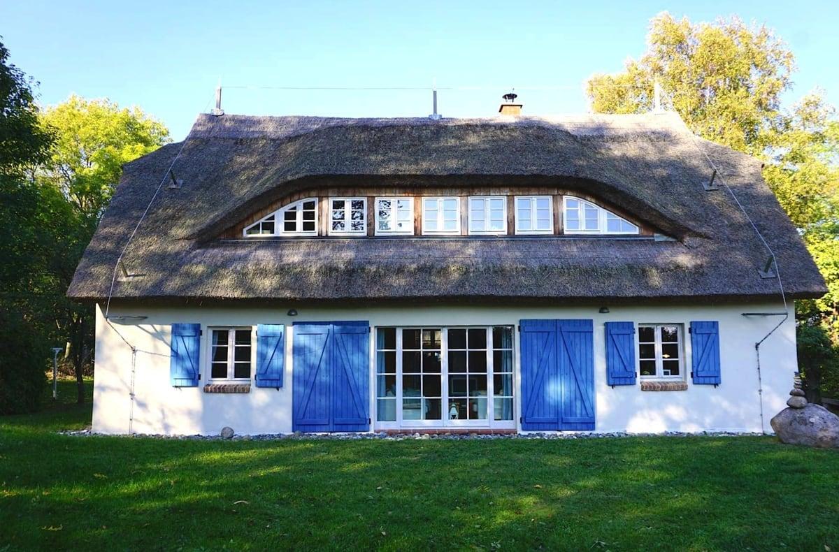 Bekannt HARTFIEL & CO. - Ferienhaus Reetdachhaus Rügen RB01